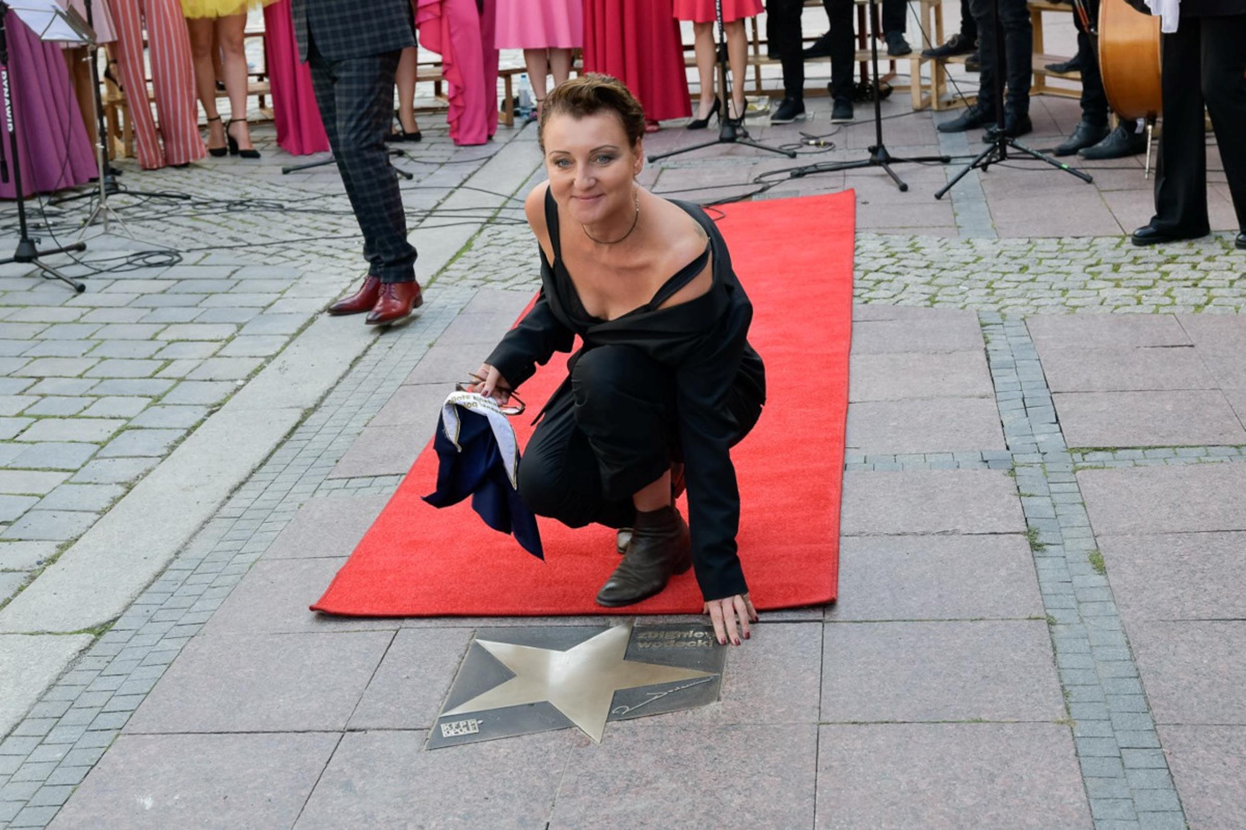 Katarzyna Wodecka fot. Sławoj Dubiel