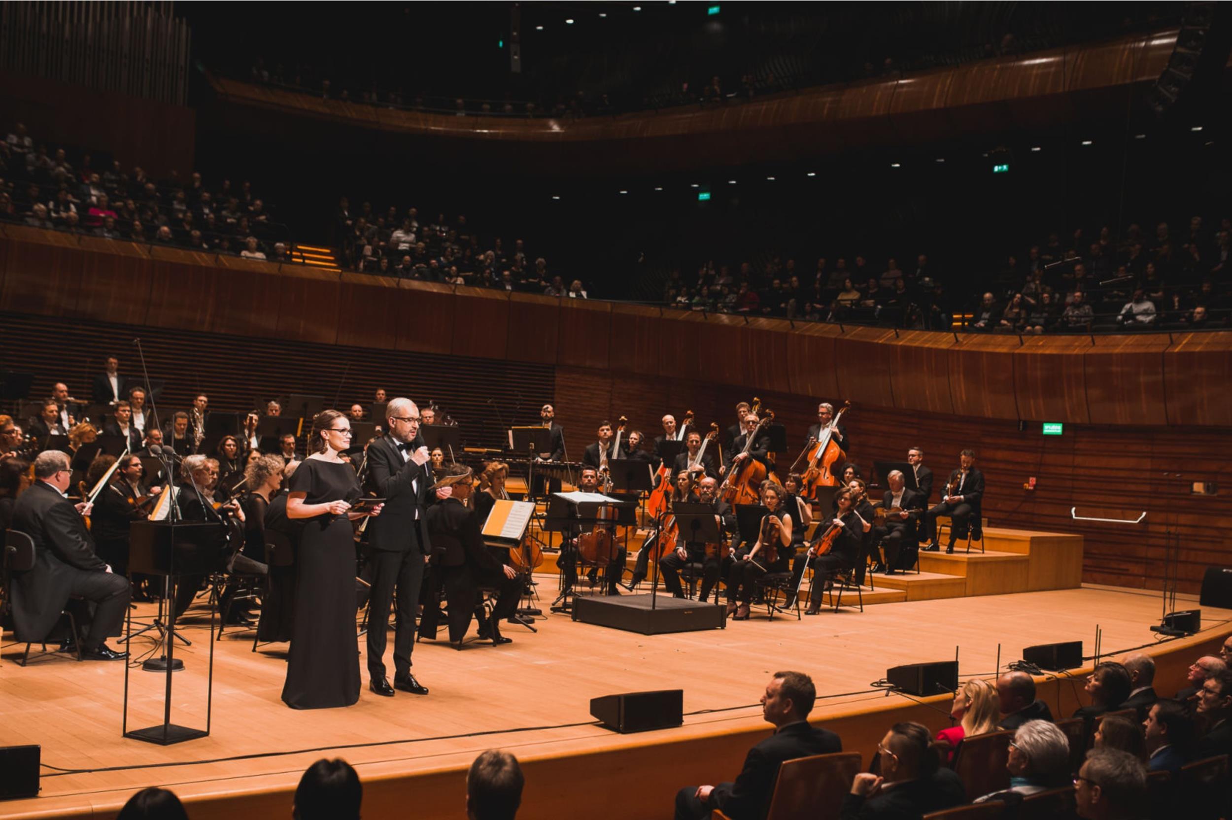 Gala Muzyki Poważnej NOSPR Fot Wojtek Dobrogojski