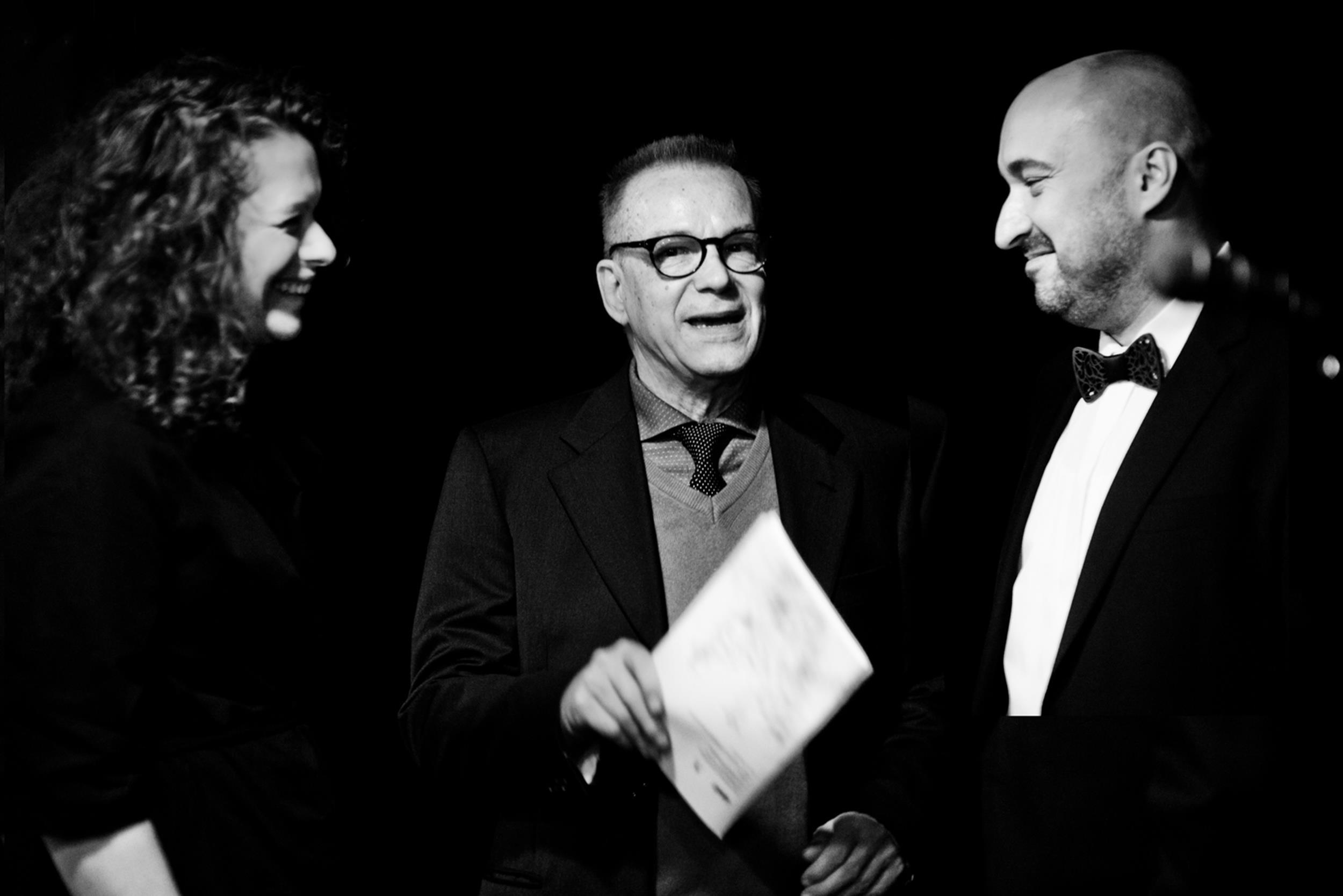 Lorenzo Ferrero i Miłosz Bembinow Fot. Kinga Karpati&Daniel Zarewicz PRESTIGE PORTRAIT