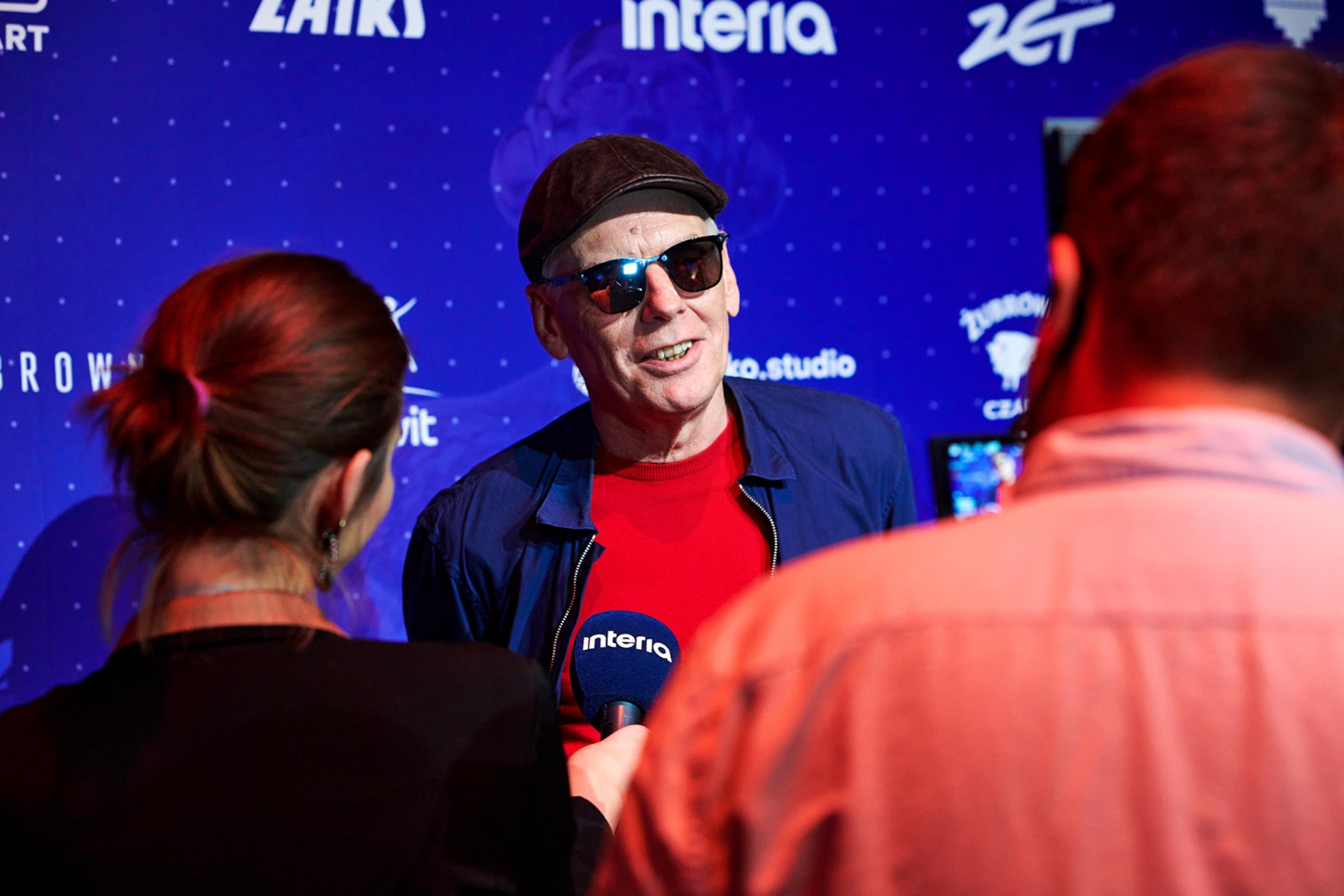 Tomek Lipiński. Fot. D. Kawka, ZPAV