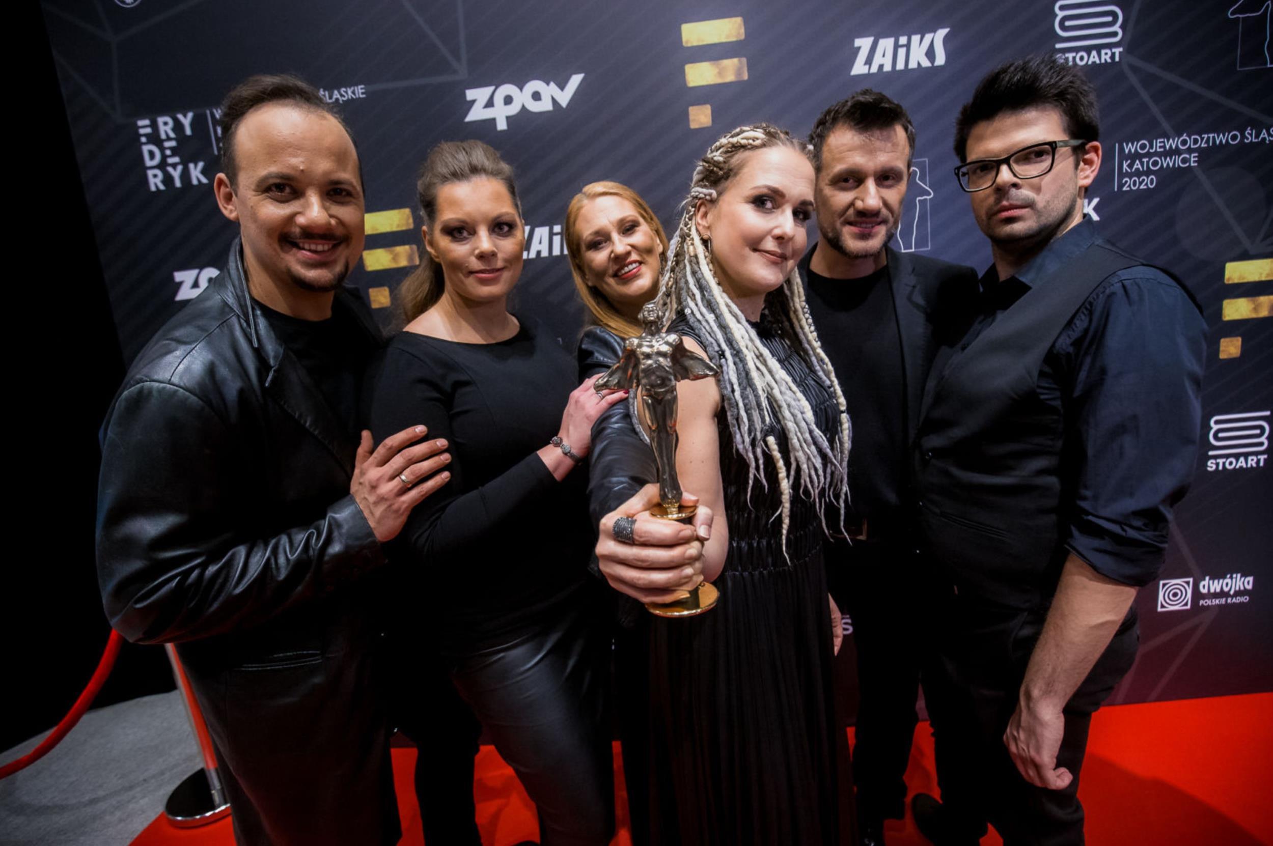 Sekstet Wokalny Promodern Z Nagrodą Fot Wojtek Dobrogojski