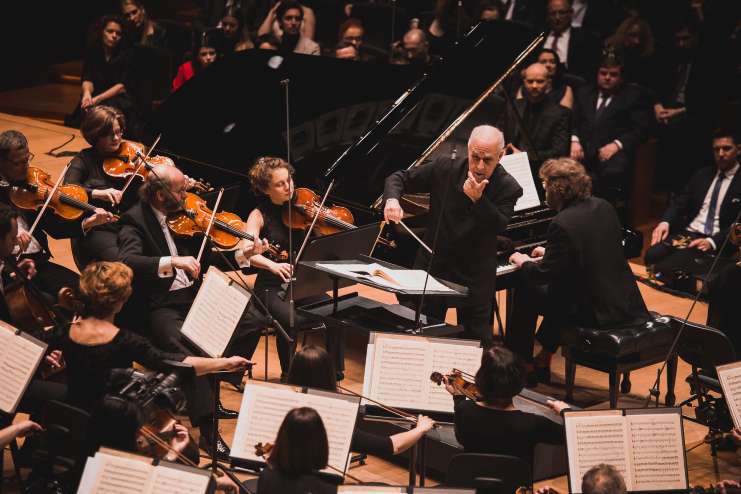 Narodowa Orkiestra Symfoniczna Polskiego Radia W Katowicach Fot Wojtek Dobrogojski