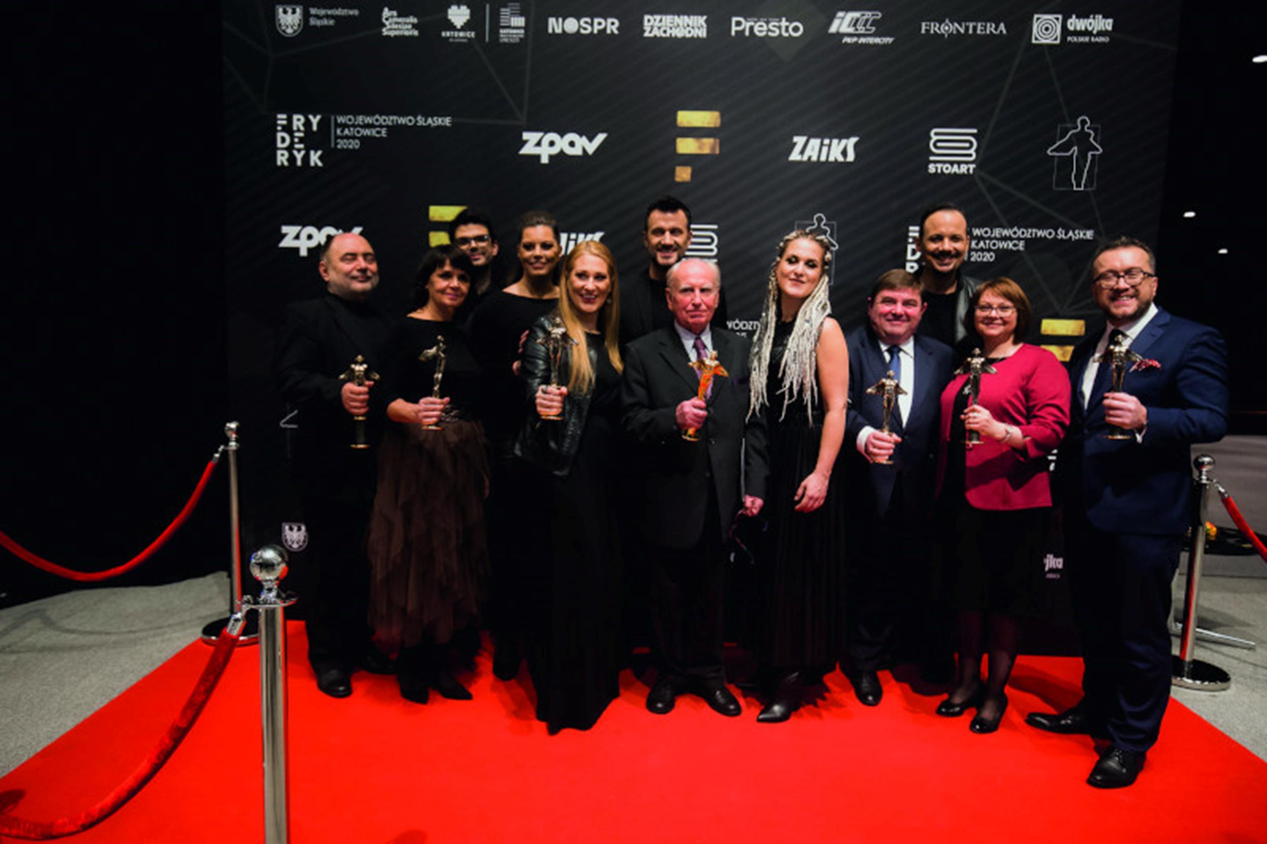 Laureaci nagrody Fryderyk 2020 w kategorii muzyki poważnej